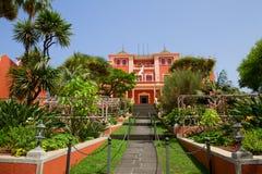 Liceo de Taoro, La Orotava, Tenerife Royalty Free Stock Photo