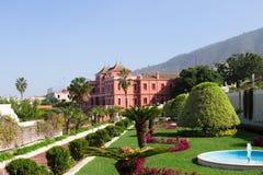 Liceo de Taoro, La Orotava, Tenerife, Spain Royalty Free Stock Image
