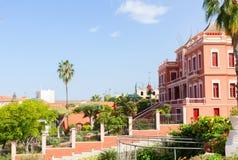 Liceo de Taoro, La Orotava, Tenerife, Spain Stock Photos