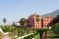 Liceo de Taoro, La Orotava, Tenerife, Spain Royalty Free Stock Photography