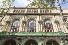 Liceotheater in Barcelona stock foto's
