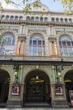 Liceu剧院在巴塞罗那 库存照片