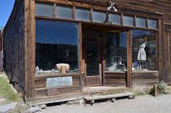 Lichaam, de spookstad, Californië Stock Foto's