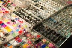 Lichaam het doordringen juwelen Stock Fotografie