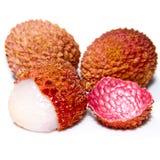 Lichee fruit  Royalty Free Stock Photo