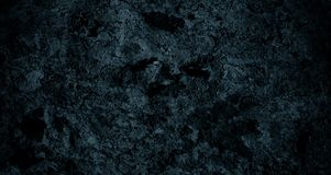 Lichen on rock abstract background/ Abstract backdrop of lichen and stone / Rough texture background. / Black textured background Stock Photography