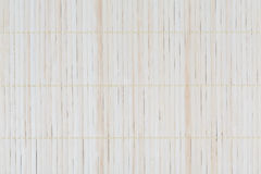 Licht bamboe als achtergrond en strukture Royalty-vrije Stock Afbeelding