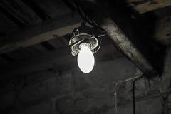 Licht, bol, HDR-beeld Stock Foto