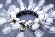 Licht-bollen Royalty-vrije Stock Fotografie
