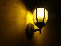 Licht in de woestijn, Marokko Stock Afbeelding