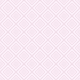 Licht de zomer naadloos patroon Dierbaar wit roze, Royalty-vrije Stock Afbeelding