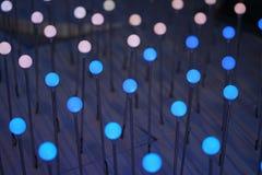 Licht in der Nachtzeit Lizenzfreie Stockfotografie