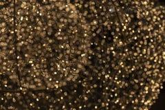 Licht door bij de stroboscoop die van de verlichtingsdecoratie te schieten wordt geschilderd royalty-vrije stock foto