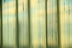 Licht door Gordijn royalty-vrije stock foto's