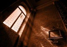 Licht en hoop Stock Afbeelding