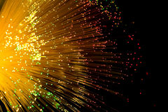 Licht en kleur Royalty-vrije Stock Afbeelding