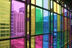 Licht en kleur. royalty-vrije stock afbeeldingen