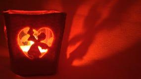 Licht en schaduw Stock Foto's