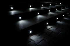 Licht en schaduwen Royalty-vrije Stock Foto's