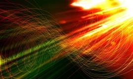 Licht en technologie Royalty-vrije Stock Afbeelding