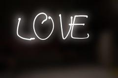 Licht für Liebe Lizenzfreie Stockbilder