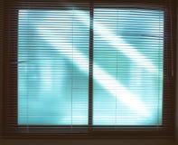 Licht am Fenster Lizenzfreie Stockbilder