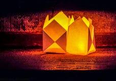 Licht festival, Boekarest 2016 Stock Foto