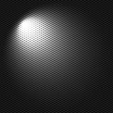 Licht flitslicht Stock Foto's