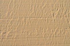 Licht Gekleurd Zand voor Gebruik als Achtergrond of Achtergrond Royalty-vrije Stock Afbeelding