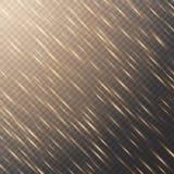 Licht goud als achtergrond Royalty-vrije Stock Foto's