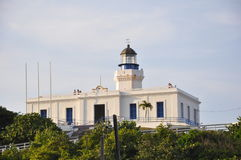 Licht Huis 1 van Arecibo stock foto's