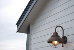 Licht Huis Stock Fotografie