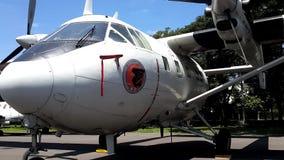 Licht kort start landend vliegtuig iai-201 Arava stock video