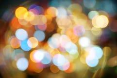 Licht onduidelijk beeld stock afbeeldingen