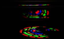 Licht reflektiert Lizenzfreies Stockbild