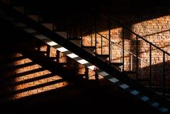 Licht & Schaduwen Royalty-vrije Stock Foto's