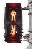 Licht signaal Stock Afbeelding