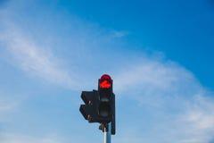 Licht signaal Royalty-vrije Stock Afbeelding