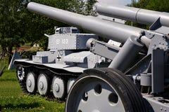 Licht tankLeger Wehrmacht CKD Praque 38 (t) Stock Foto