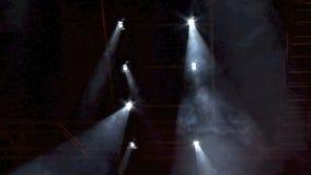 Licht toon 2 stock footage