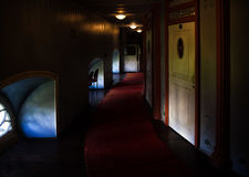 Licht und Schatten lizenzfreies stockbild