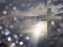 Licht van Christus royalty-vrije illustratie