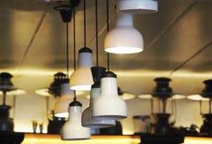 Licht van de lamp royalty-vrije stock foto's