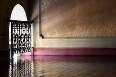 Licht van het venster Royalty-vrije Stock Foto