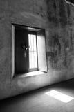 Licht venster Stock Afbeelding