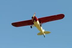 Licht vliegtuig Stock Fotografie