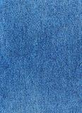 Lichtblauw denim Stock Afbeelding