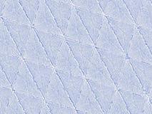 Lichtblauw modern abstract fractal art. Achtergrondillustratie, vierkant patroon met onregelmatige randen Creatief grafisch malpl Stock Afbeelding