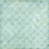 Lichtblauw naadloos patroon Royalty-vrije Stock Afbeeldingen