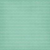 Lichtblauwe golven Stock Foto